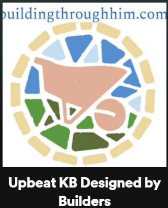 Upbeat KB Spotify Playlist